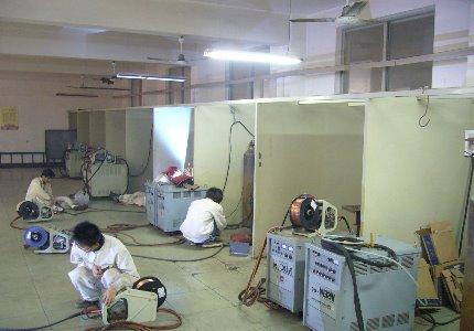 中级焊工实战班